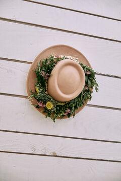 Hoss Intropia Brunnen. Sombrero de lana Marrón