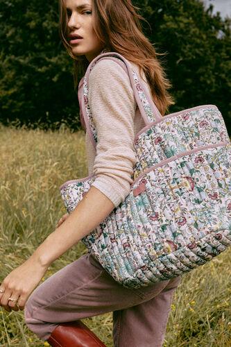 Titano. Printed organic cotton bag